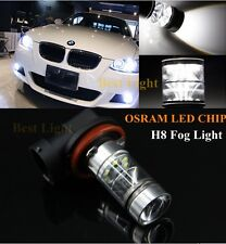2x H11 H8  OSRAM LED Fog Light DRL No Error For  BMW E71 X6 M E70 X5 E83 F25 X3