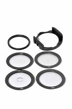 Kood 52mm Bright Lights Kit for Cokin A system Starburst Diffraction Filter