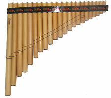 PROFESSIONAL ANTARA  PAN FLUTE-22 PIPES -SEE VIDEO -FROM PERU - ITEM IN USA