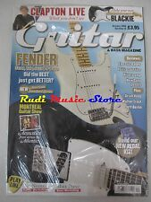 Rivista GUITAR & BASS MAGAZINE SEALED Ott. 2008 Jeff Berlin Walter Trout No cd