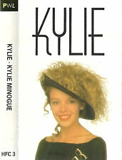 Kylie Minogue Kylie CASSETTE Electronic Synth-pop PWL Records HFC 3 CHROME