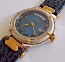 Excellent Ladies Daniel Mink Blue Dial Quartz Watch