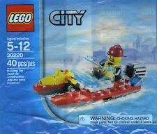 Lego City Fire Speedboat 30220 Polybag BNIP