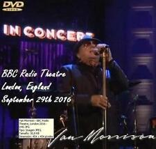 VAN MORRISON - BBC RADIO THEATRE, LONDON, ENGLAND September 29th 2016 (DVD)