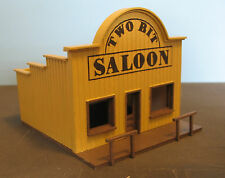 TWO BIT SALOON - OLD WEST - HO-327 - HO Scale by Randy Brown