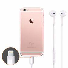 Original OEM Lightning Earbuds for Apple iPhone 7 7Plus Remote EarPods Earphones