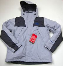$299 North Face Men's Mountain Light Insulated Jacket Medium Grey Style C806 NEW