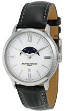 10219 | BAUME & MERCIER CLASSIMA | BRAND NEW & AUTHENTIC MOONPHASE MENS WATCH