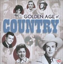 TIME-LIFE GOLDEN AGE OF COUNTRY Waltz Across Texas SEALED NEW 2 CD SET
