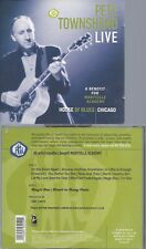 CD--PETE TOWNSHEND -- --2CD -- LIVE: A BENEFIT FOR MARYVILLE ACADEMY