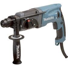 Makita SDS-Plus Bohrhammer HR2470 im Koffer zum Bohren, Hammerbohren und Meißeln