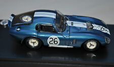Cobra Daytona coupé # 26 World Champion 1965 - Kyosho 1:43
