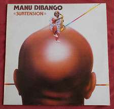 MANU DIBANGO LP ORIG FR SURTENSION  AFRO JAZZ BEAT