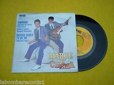 "Marce y Chema popurri Ray Charles cover what´d i say PROMO  7"" single spain Ç"