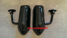 F1 CARBON FIBER racing side mirrors for RX330 RX350 RX400H RX450H SC300 SC430