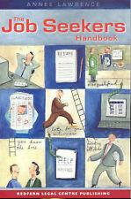 Anne E. Lawrence The Job Seekers Handbook Very Good Book