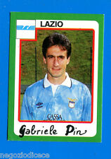 CALCIO FLASH '90 Lampo - Figurina-Sticker n. 181 - PIN - LAZIO -New