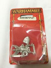 Bretonnia Foot Grail Knight Hero OOP