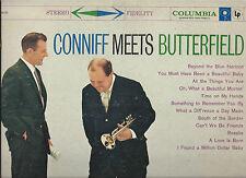 Ray Conniff meets Billy Butterfield : Columbia LP CS 8155 aus den 1960er Jahren