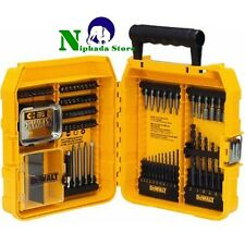 DEWALT Professional 80 Piece Heavy Duty Drilling/Driving Tools Set High Quality