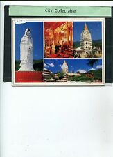 P777 # MALAYSIA USED PICTURE POST CARD * PENANG SCENERY