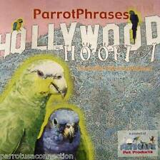 Parrot Phrases CD- Hollywood Hoopla - Vocal Training -Talking Phrases
