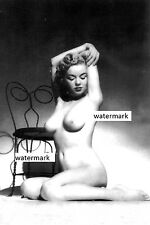 "Marilyn Monroe 4""X6"" classic movie star nude portrait picture 4""X6"" photo k"