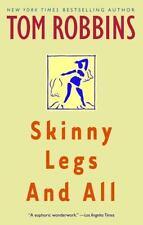 Skinny Legs and All, Tom Robbins, Good Book