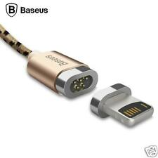 Baseus Lightning Magnetic Charging Data Cable for Apple iphone 5 6 7 ipad 2.4A