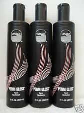 Original IMAGE Perm Gloss Perm Revitalizer ~ 10 oz ~ Lot of 3~ Free Ship In US
