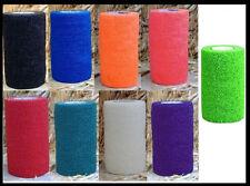 3M Vetrap 4  x 5 Yards Bandage 12 Rolls of Assorted Vet Wrap VetWrap Horse tack