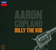 20C: Copland: Billy The Kid, New Music