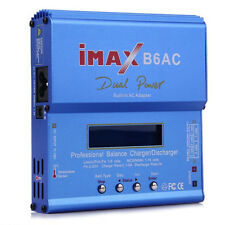 iMAX B6AC Digital RC Lipo NiMH Battery Balance Charger Discharger EU Plug RF