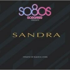 "Sandra ""so80s presents Sandra"" 2 CD NUOVO"