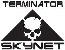 TERMINATOR Skynet (ver.2) Auto Decalcomania Sticker 20cm x 15cm
