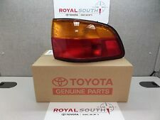 Toyota Sienna 98-00 RT Rear Outer Tail Light Lamp Genuine OEM OE