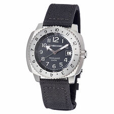 NEW JeanRichard Highland Mens watch 60150-11-21b-an6d