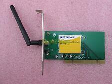 Netgear WG311T Rev A3 108Mbps 32-Bit 802.11g WiFi Wireless PCI Adapter WLAN Card