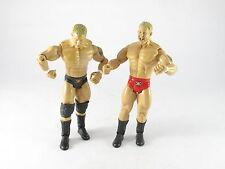 Jakks Wrestling Figure Mr Kennedy x 2 All different WWF WWE
