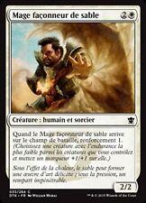 MTG Magic DTK FOIL - Sandcrafter Mage/Mage façonneur de sable, French/VF