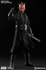 "Star Wars Phantom Menace DARTH MAUL Duel on Naboo 12"" Figure 1/6 Scale Sideshow"
