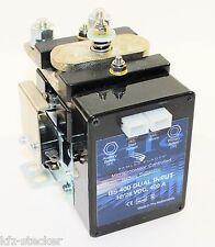Batterie Trennrelais 12/24V 400A Batteriewächter Batterietrennschalter Relais