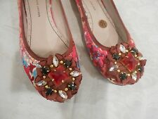 WOMAN FLATS SHOES BY MARC JACOBS SIZE 10 Round toe