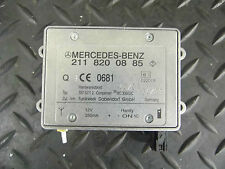 2003 MERCEDES C270 CDI ESTATE BLUETOOTH CONTROL MODULE 2118200885