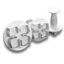 Laurustinus Fondant Plunger Cutter Sugar Craft Cake Decorating Baking