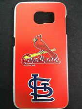 MLB St. Louis Cardinals Logo Samsung Galaxy S6 G920 Plastic One-Piece Slim Case