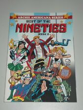Archie Americana Series: Best of the Nineties Book 2 (Paperback)   9781879794665