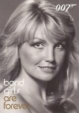 "James Bond In Motion - BG57 ""Sue Vanner"" Bond Girls Chase Card"