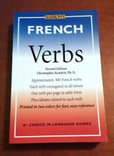 "2001 ""French Verbs: Second Edition"" by Christopher Kendris (Paperback)"