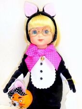 "Tonner KITTY CAT MASQUERADE Ann Estelle 10"" Doll Candy Pail Box Mary Engelbreit"